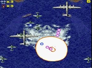 لعبة حرب الطائرات الضخمة