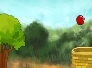 لعبة جمع الفواكه