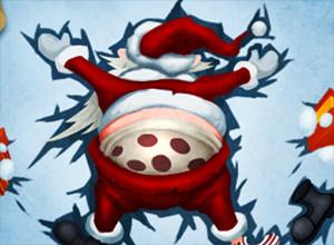 لعبة ورطة سانتا كلوز