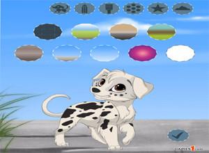 لعبة الكلب الأليف