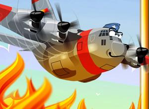 لعبة إستعراض الطائرات الحربية