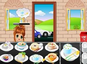 لعبة المطعم الصيني