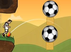 لعبة تصويب كرة القدم