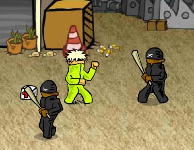 لعبة عالم الجريمة