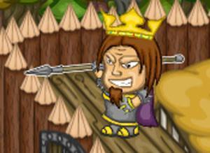 لعبة الملك الحامى