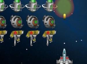 لعبة غُزاة الفضاء