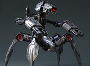 لعبة الروبوت المحارب