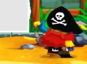 لعبة مغامرات سيجا القرصان