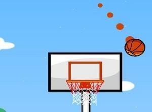 لعبة افضل سقوط في كرة السلة