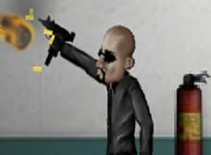 لعبة حرب مجرمين المدينة