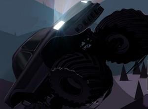 لعبة مغامرات سيارات الظل