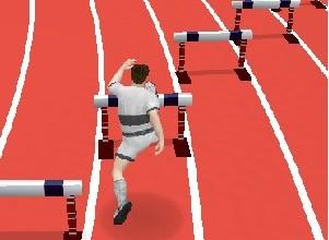 لعبة سباق قفز الحواجز
