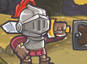 لعبة المحارب منقذ الاميره