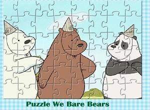العاب الدببة الثلاثة