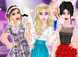لعبة حفلة الفتيات