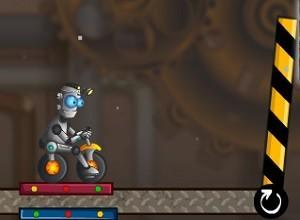 لعبة مرور الروبوت