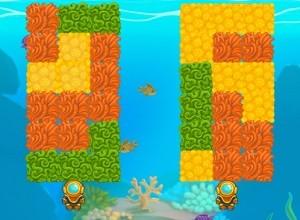 لعبة انقاذ الغواص و الشعب المرجانية