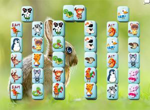 لعبة تجميع صور الحيوانات