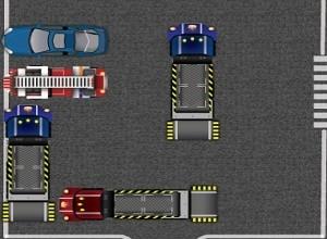 لعبة بازل السيارات الثقيلة