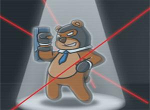 لعبة الدب الجاسوس