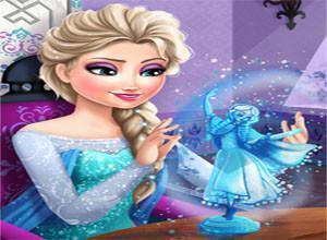 لعبة ملكة الثلج