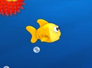 لعبة السمكة و نجوم البحر