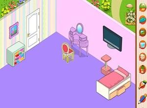 لعبة ترتيب الغرفة الكلاسيكية