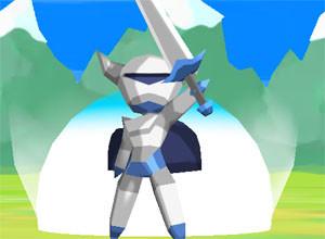 لعبة المحارب الحديدى