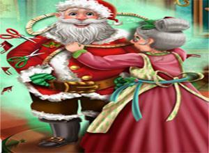 لعبة تصميم ثياب سانتا كروز
