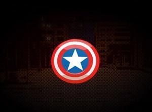 لعبة كابتن امريكا وحرب المدينة