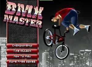 لعبة حركات BMX