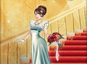 لعبة حفل زفاف ليلي