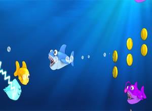 لعبة سمكة الأطلنطى