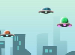 لعبة مختطفي الفضاء