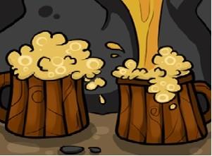 لعبة الخمرا و سبائك الذهب