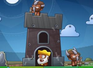لعبة الملك وبئر الزومبي