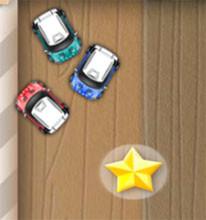 لعبة اصطدام السيارات