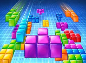 لعبة المكعبات الملونة