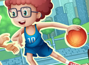 لعبة ركلات كرة السلة الحرة
