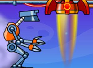 لعبة الروبوت العبقرى