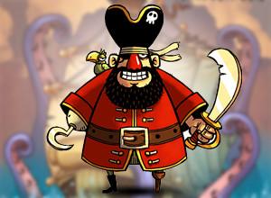لعبة ملحمة حروب قراصنة البحر