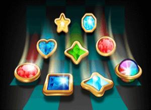 لعبة مفجر الجواهر الملونه