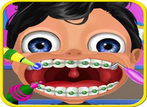 لعبة طبيب الاسنان الجديدة