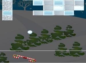 لعبة تحطيم قوالب الجليد