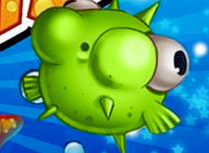 لعبة سمكة الينفوخ الذكية