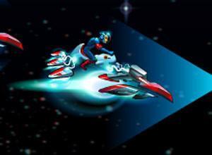 لعبة سباق الفضائيين