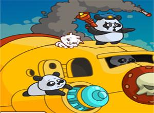 لعبة كوكب الباندا