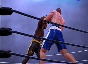 لعبة ملاكمة الابطال