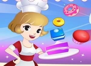 لعبة كاندي حلويات الطباخة الماهرة