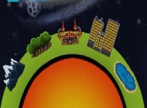 لعبة حماية الكوكب